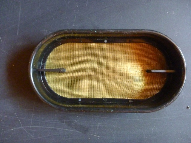 Filtre - Ref : 09L9NE1- 5,5€ttc